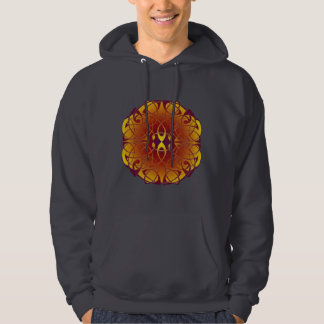 Celtic Sun Mandala Hoodie