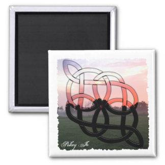 Celtic Sunset Magnet