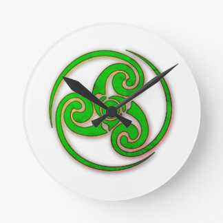 Celtic Swirl Wallclock