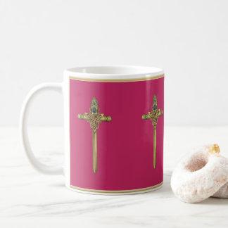Celtic Swords Coffee Mug