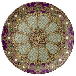 Celtic Swords complex Plate