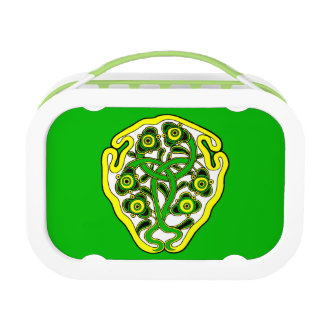 Celtic symbol lunch box