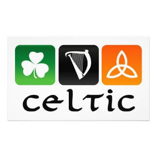 Celtic Symbols Photographic Print