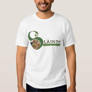 Celtic T-Shirts & Hoodies, Slainte Design