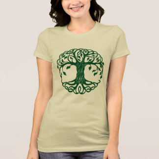 Celtic Tree of Life Eternal Symbol Irish Erie T-Shirt