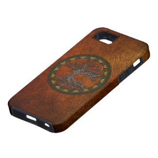 Celtic Tree of Life iPhone 5 Cover