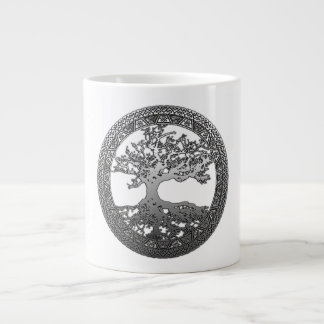 Celtic Tree of Life Jumbo Mugs
