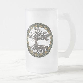 Celtic Tree of Life [Yggdrasil] Mugs