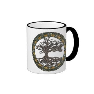 Celtic Tree of Life [Yggdrasil] Coffee Mug