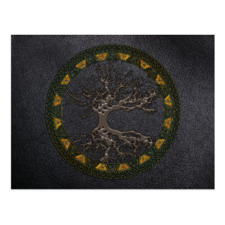 Celtic Tree of Life [Yggdrasil] Postcard