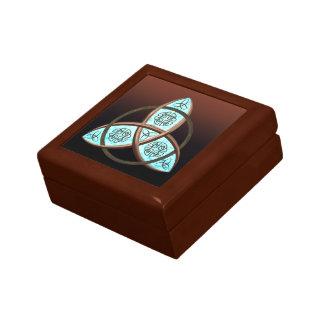 Celtic Trinity Knot Gift Box