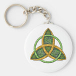 Celtic Trinity Knot Keychains