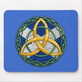 Celtic Trinity Knot Mouse Mat
