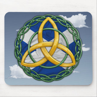 Celtic Trinity Knot Mouse Pads