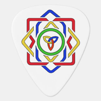 Celtic Trinity Knot Plectrum