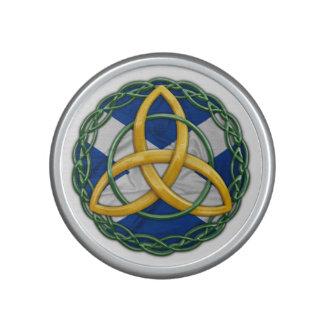Celtic Trinity Knot Speaker