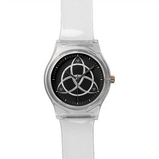 Celtic Trinity Knot Wrist Watches