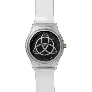 Celtic Trinity Knot Wrist Watch