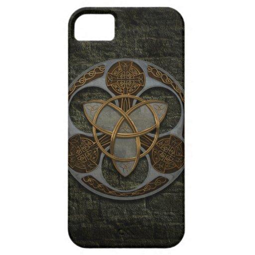 Celtic Trinity Shield iPhone 5 Case