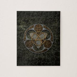 Celtic Trinity Shield Jigsaw Puzzle