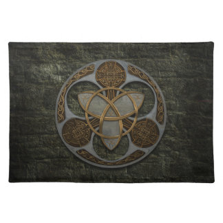 Celtic Trinity Shield Placemat