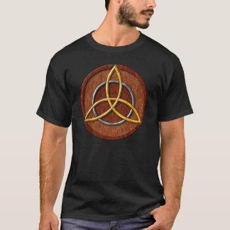 Celtic Triquetra Symbol T-Shirt