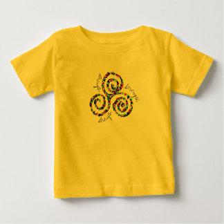 Celtic Triskele Strength Symbol T-Shirt