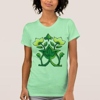 Celtic Tulips T-Shirt