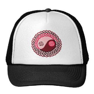 Celtic Yin Yang 4 Cap