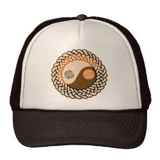 Celtic Yin Yang Cap