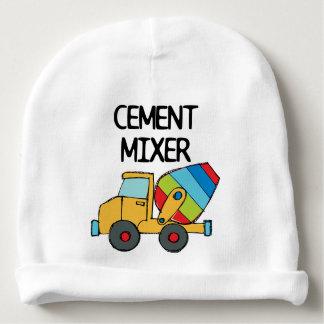 Cement Mixer Baby Beanie