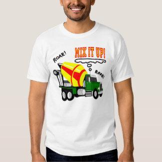 Cement Mixer Mix It Up! T Shirt