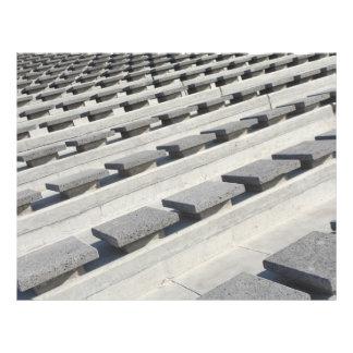 Cement seats 21.5 cm x 28 cm flyer
