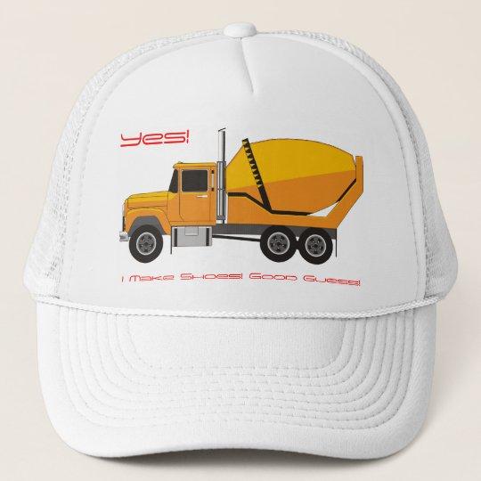 Cement Shoes Cap