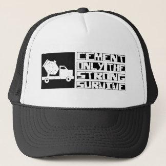 Cement Survive Trucker Hat