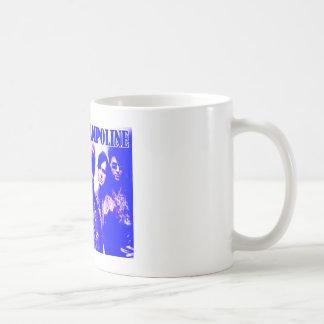 Cement Trampoline Basic White Mug