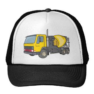 Cement Truck Mesh Hat