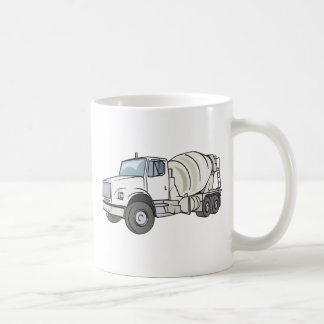 Cement Truck Coffee Mugs