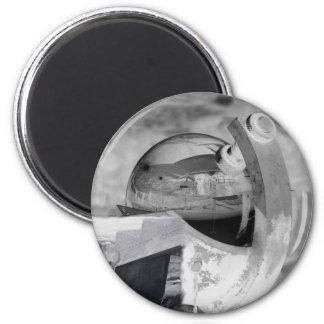 ceMentalStepsToWx3 6 Cm Round Magnet