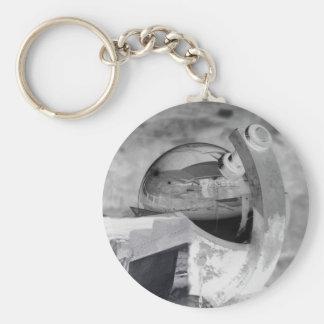ceMentalStepsToWx3 Basic Round Button Key Ring