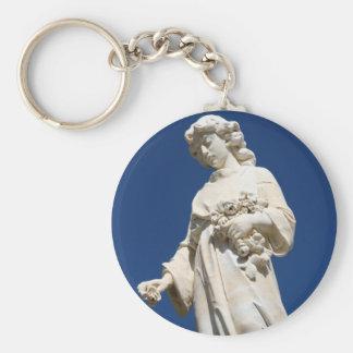 Cemetary Angel Keychains