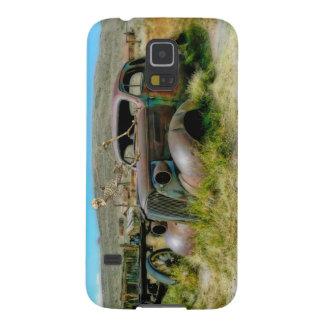 Cemetery car galaxy s5 cover