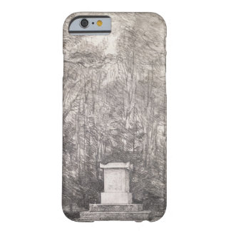 Cenotaph to Sir Joshua Reynolds at Coleorton Hall, Barely There iPhone 6 Case