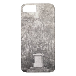 Cenotaph to Sir Joshua Reynolds at Coleorton Hall, iPhone 8/7 Case