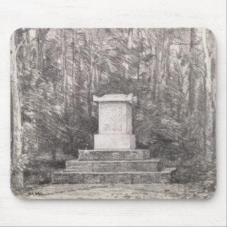 Cenotaph to Sir Joshua Reynolds at Coleorton Hall, Mouse Pad