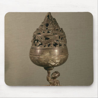 Censer in the shape of 'po-shan-lu' mouse pad
