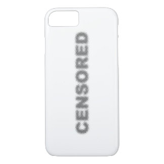 CENSORED iPhone 7 CASE