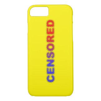 CENSORED iPhone 7 CASE