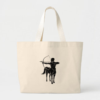 Centaur Archer Large Tote Bag