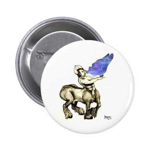 Centaur meets Butterfly Button
